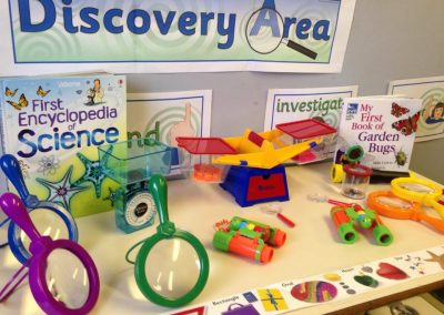 Discovery Area